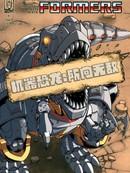 变形金刚:机器恐龙,所向无敌!漫画